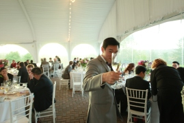 Curry Event Services - Cheers Photo (copyrighted)