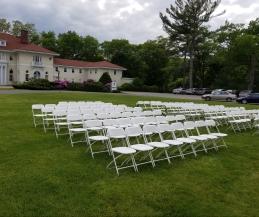 Ceremony at Tupper Manor