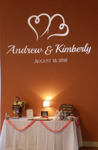 Andrew and Kimberly Monogram